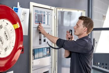 Fire alarm installations company