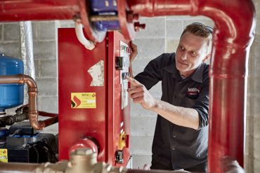 Fire protection company - equipment maintenance