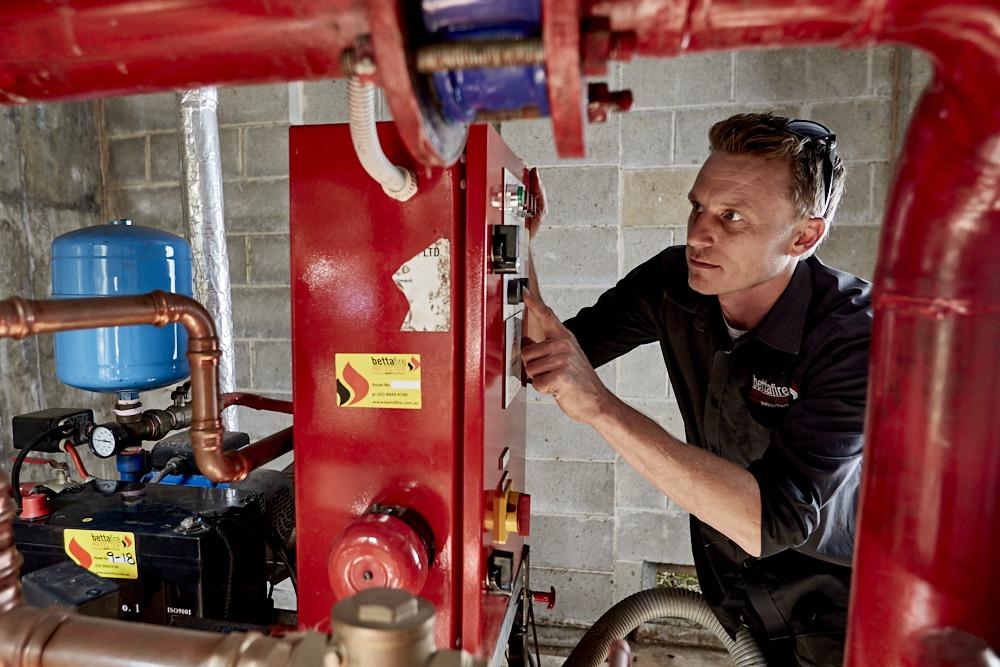 Fire Equipment Maintenance & Repairs