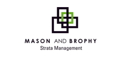 Mason & Brophy Strata Management Logo