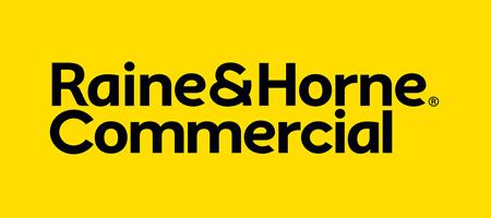 Raine & Horne Commercial logo