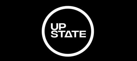 Up State logo