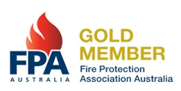 Betta Fire Protection is an accredited Fire Protection Association Australia (FPA) Gold Member