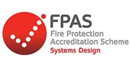 Betta Fire Protection is accredited under the FPAS scheme for Fire Systems Design