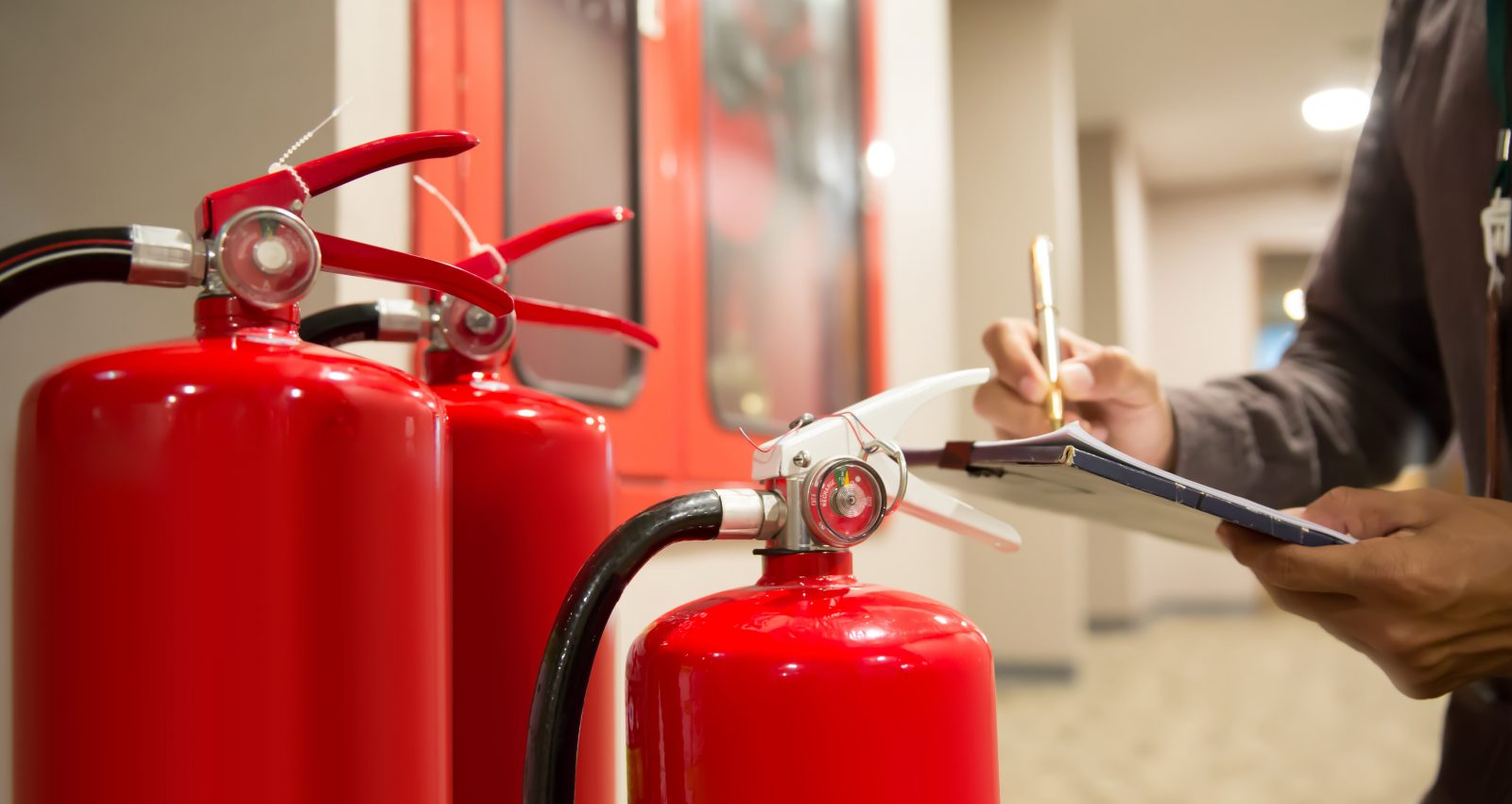 Beta Fire Protection explains the importance of a complete fire safety inspection.